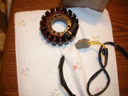 Magneto/stator output check guidance/notes   Can-Am ATV Forum