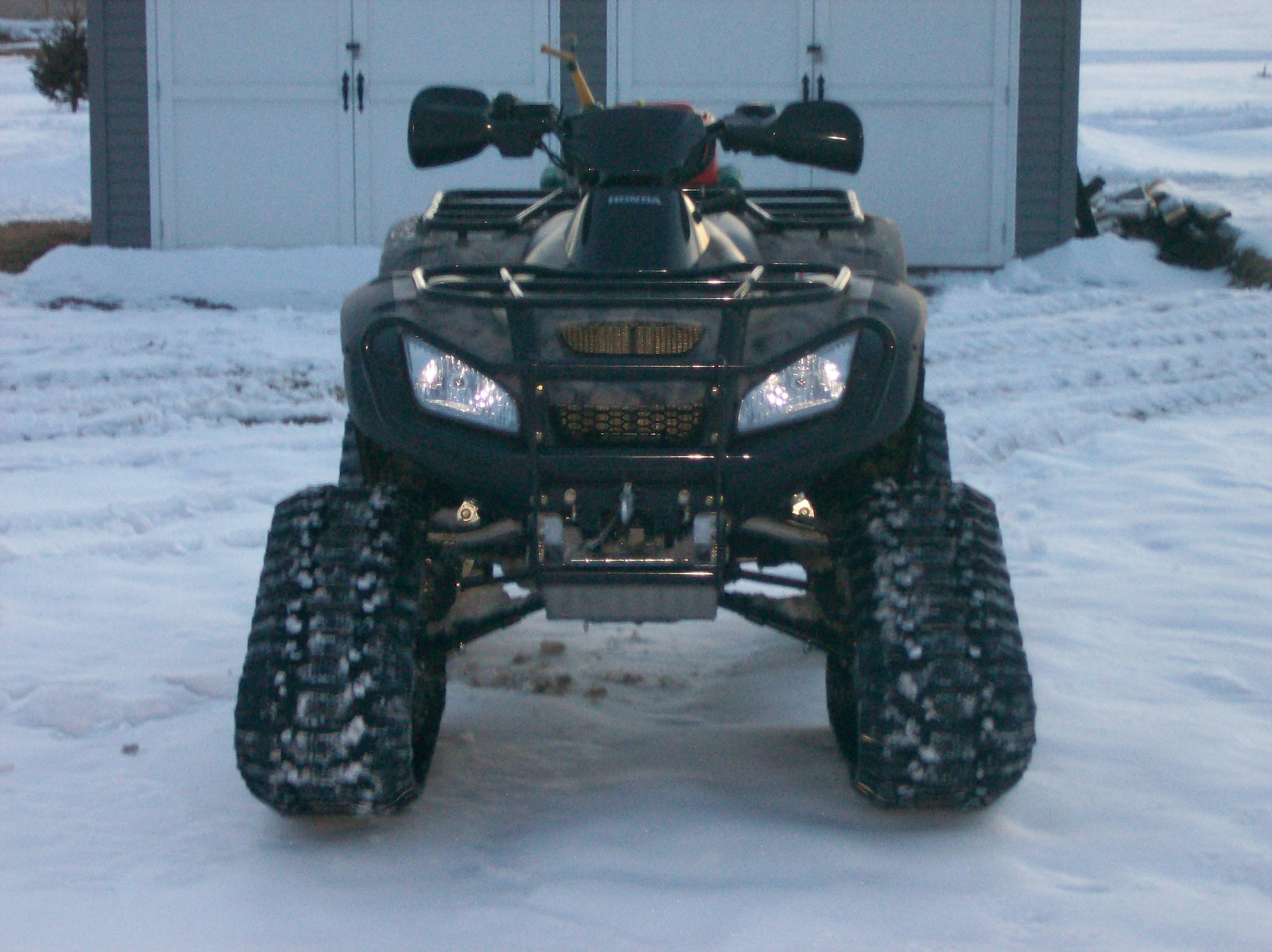 Apache 360 or Camoplast   Can-Am ATV Forum