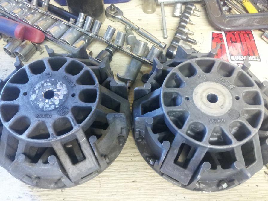 Dalton Clutch Kit 13-17 Can-Am Commander 800 O//S Tires