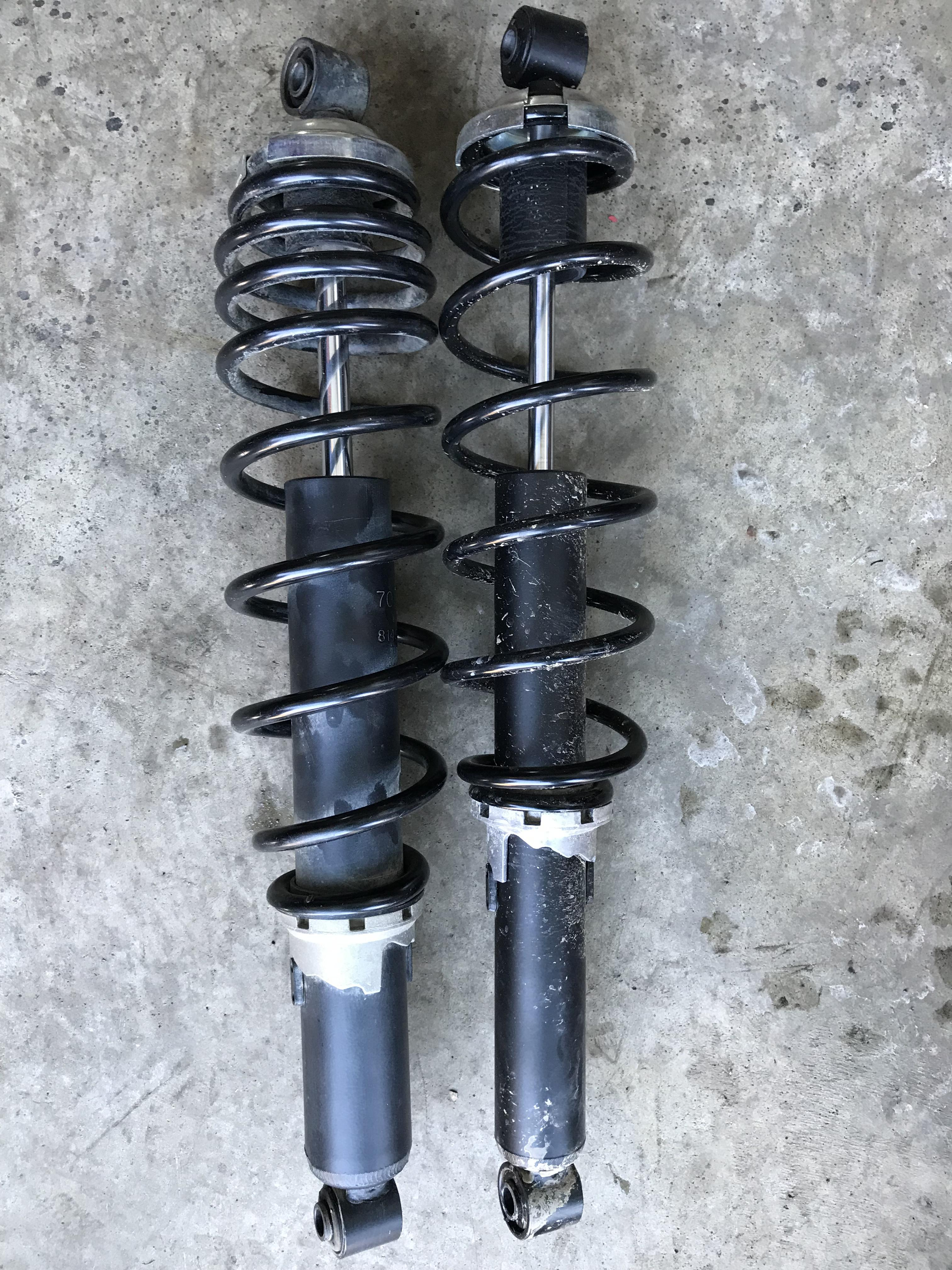 570 XT HD Springs | Can-Am ATV Forum