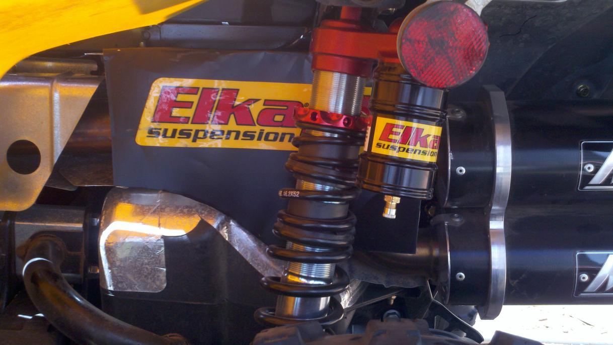 Elka Shock Sale   Page 3   Can-Am ATV Forum