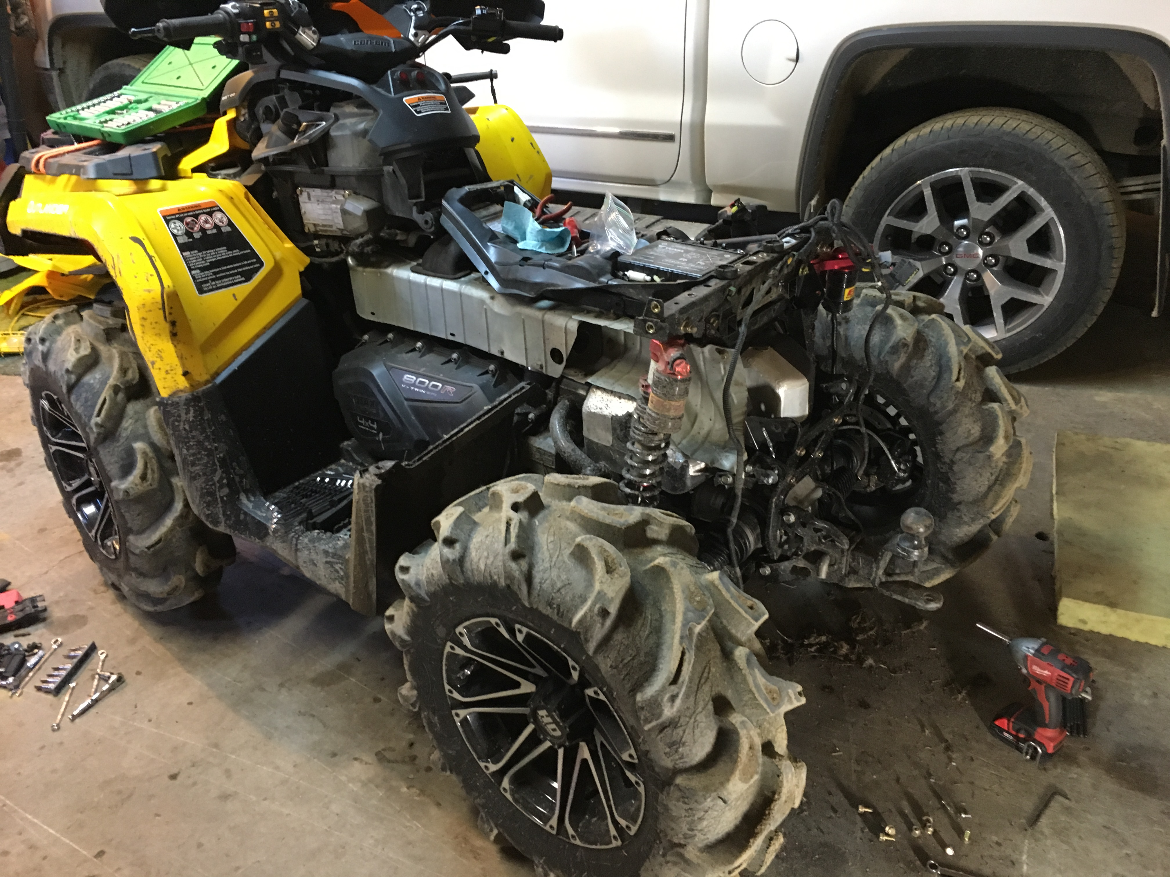 Special Type Spark Plug 2014 Can-Am Renegade 1000 ATV