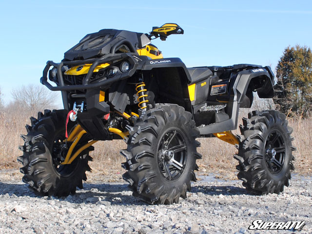Can Am Outlander 1000 Xmr >> Super Atv New 6in Lift For The G2 Can Am Atv Forum