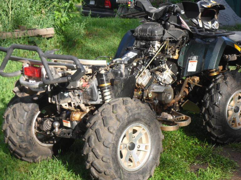 Bad Stator?   Can-Am ATV Forum