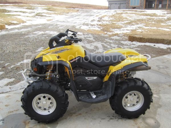 which one should I get | Can-Am ATV Forum