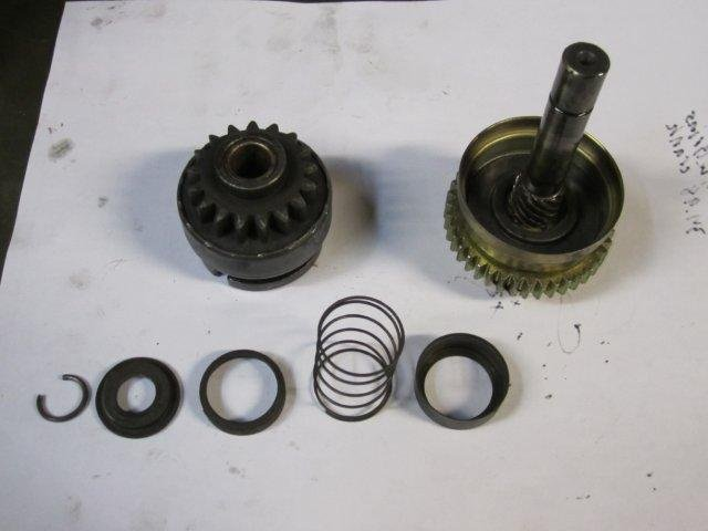 Rebuild Starter Drive Assembly | Can-Am ATV Forum