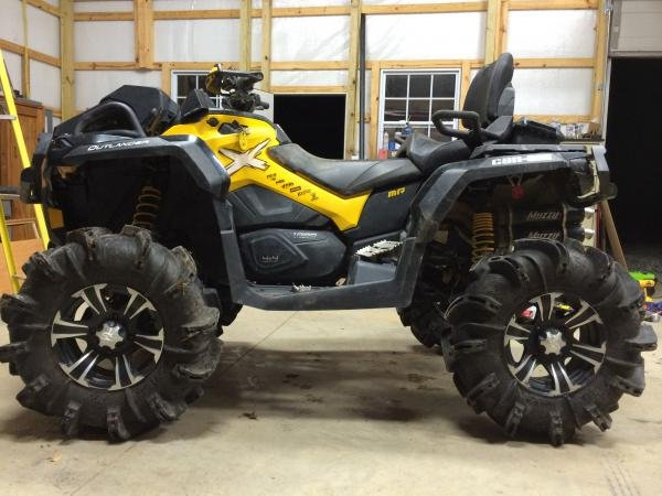 Silverback and Outlaw 2 compairisons? | Page 2 | Can-Am ATV