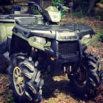 Roncal0809's 2013 Polaris Sportsman 800