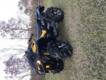 xmr15's 2015 can am outlander