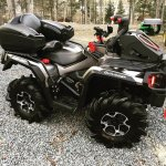 cburke's 2014 Can am 1000 Outlander Xt
